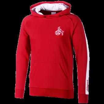 Uhlsport 1. FC Köln Hoody 1948 Retro Fan-Kapuzensweater