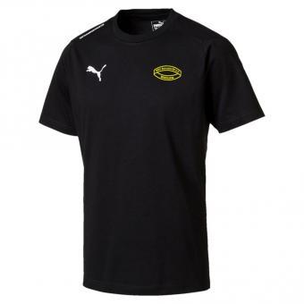 Puma Borussia 09 Welzow LIGA Casuals Tee Präsentationsshirt