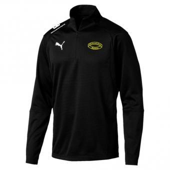 Puma Borussia 09 Welzow LIGA Training 1/4 Zip Top Trainingssweater