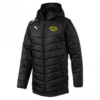 Puma Borussia 09 Welzow LIGA Sideline Bench Jacket Winterjacke