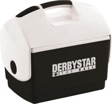 Derbystar Kühlbox schwarz-weiß | 35 x 23 x 33 cm