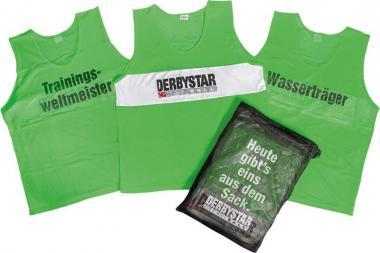 Derbystar Markierungshemdchen 10er-Set grün | Junior