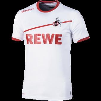 Uhlsport 1. FC Köln Heimtrikot 18/19 kurzarm Replica-Heimtrikot