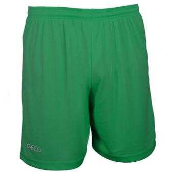 GECO Spotswear Short Boreas kurze Hose Unisex ohne Innenslip grün   116/128