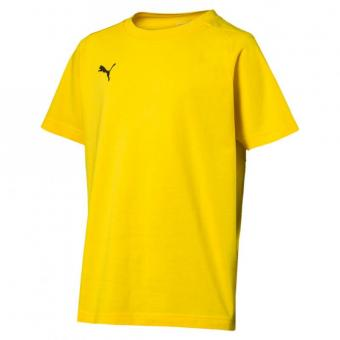 PUMA LIGA Casual Tee Jr Kinder Shirt