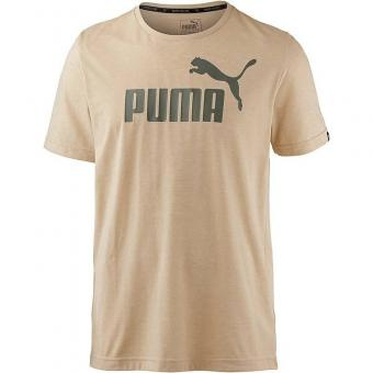 Puma ESS No.1 Heather Tee T-Shirt