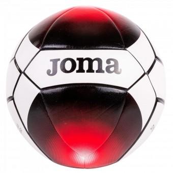 Joma  BALON HYBRID DYNAMIC Fußball Trainingsball NEGRO-ROJO | 5