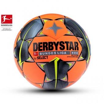 Derbystar BUNDESLIGA BRILLANT APS WINTER orange schwarz gelb | 5