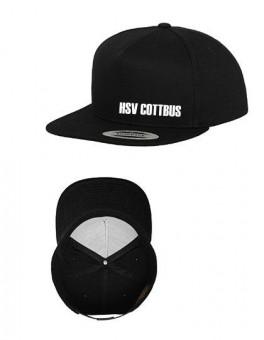 HSV Cottbus Volley Flexfit Cap Snapback Basecap schwarz | One Size (Erwachsene)