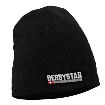 Derbystar Strickmütze Wintermütze schwarz | One Size