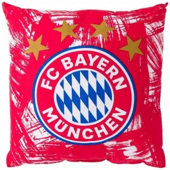 FC Bayern München Kissen rot/weiß rot/weiß | 40 x 40 cm