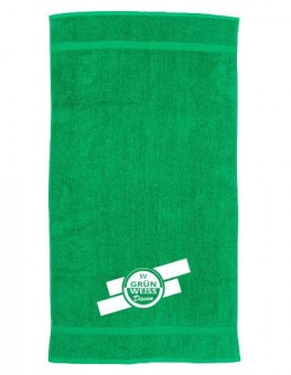SV Grün-Weiß Dissen Badetuch Duschtuch bright green | 70 x 130 cm