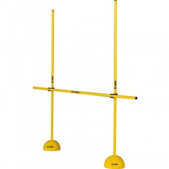 JAKO Sprungstangen-Set 6 Stangen+4 Standfüße+4 Clips Sonstige   0 (One Size)