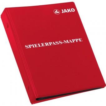 JAKO Spielerpass-Mappe rot | 0 (One Size)