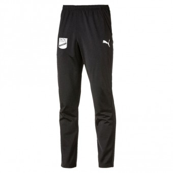 Puma SV Einheit Drebkau LIGA Training Pants Core Puma Black-Puma White | 116