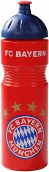 FC Bayern München Trinkflasche rot rot | 0,75 Liter