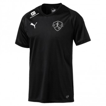 Puma JSG Drebkau-Kausche-Leuthen LIGA Jersey Core Trainingsshirt Puma Black-Puma White | 116
