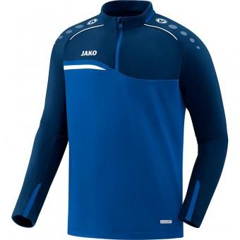 JAKO Ziptop Competition 2.0 Pullover Zip Sweater royal-marine   140