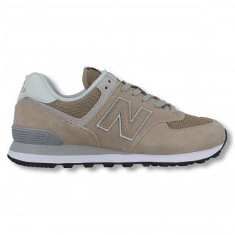 New Balance ML 574 EBE Sneaker beige | 41,5