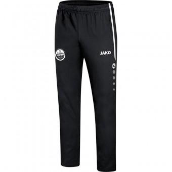 JAKO SV Grün-Weiß Dissen Damen Präsentationshose 2.0 schwarz-weiß | 34 (XS)