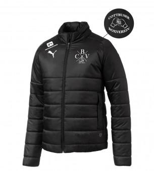 Puma CBV Boxing LIGA Casuals Padded Jacket Winterjacke Puma Black-Puma White   116