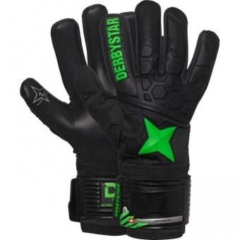 Derbystar OPTIMUS I Torwarthandschuhe schwarz-grün   10,5