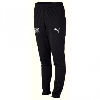 PUMA SV Eiche Branitz LIGA Sideline Poly Pants Core Präsentationshose Puma Black-Puma White   S