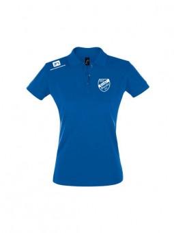 Sol´s SV Eiche Branitz Women´s Polo Shirt Damen royalblue   S