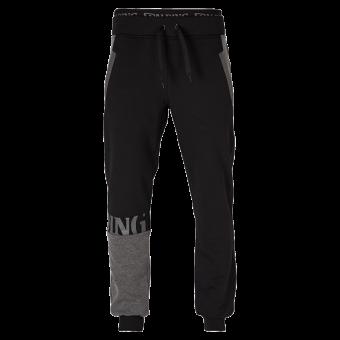 SPALDING STREET LONG PANTS JOGGINGHOSE schwarz   S
