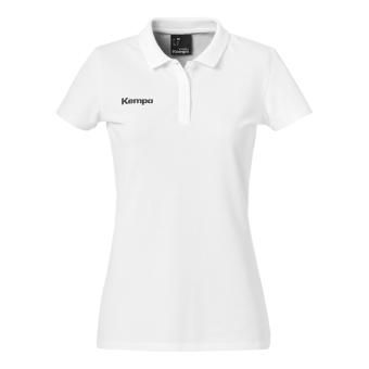 KEMPA HSV Cottbus Volley Polo Shirt Women Schiedsrichter weiß | XS