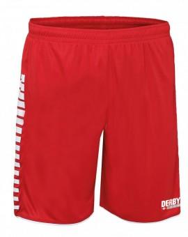 Derbystar Hyper Hose Trikotshorts rot-weiß   3XL
