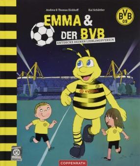 BVB Fanartikel BVB Buch Emma & Der BVB Buch Sonstige | One Size