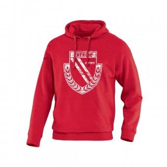 JAKO FC Energie Cottbus Kapuzensweat Vintage rot rot | S