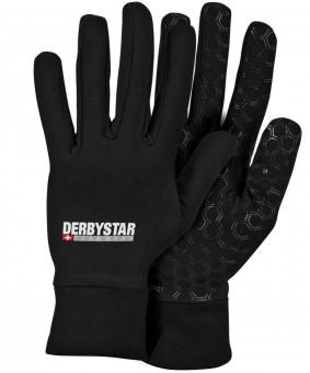 Derbystar Spielerhandschuh Hyper Feldpielerhandschuhe Winterhandschuhe schwarz | 5