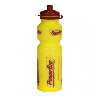 PowerBar Trinkflasche Fahrradflasche Sportflasche 500ml (Made in France by Zéfal) gelb | 500 ml