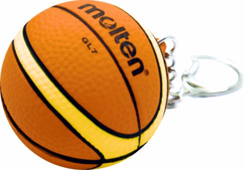Molten KHB Schlüsselanhänger Basketball Sonstige   One Size