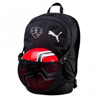 Puma JSG Drebkau-Kausche-Leuthen Pro Training II Backpack with Ball Net Puma Black | 31x49x13 cm