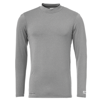 uhlsport JSG Drebkau-Kausche-Leuthen Distinction Colors Baselayer Longsleeve dark grau melange | M