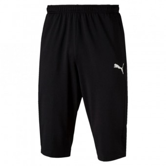 PUMA LIGA Training 3/4 Pants Trainingshose Puma Black-Puma White | S