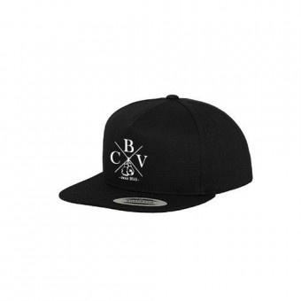 FlexFit CBV Boxing Classic 5 Panel Snapback black-black | One Size
