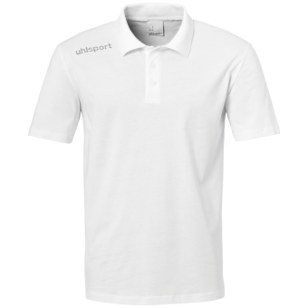 UHLSPORT ESSENTIAL POLO SHIRT POLOSHIRT weiß | 140