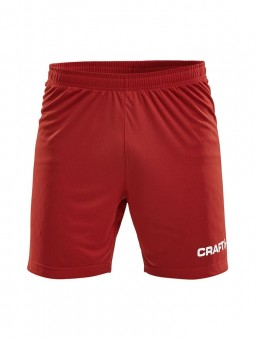 CRAFT SQUAD SHORT SOLID MEN WB TRIKOTSHORTS HERREN bright red-white | XS