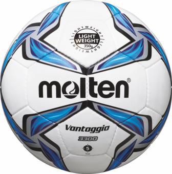 Molten F5V3335 Fußball Light Jugendball weiß-blau-silber | 5