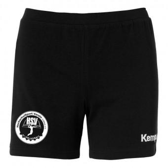 KEMPA HSV Cottbus Volley Tight Women Hotpant schwarz | XS