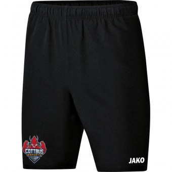 JAKO Cottbus eSports Short Classico Trainingsshort schwarz | 116