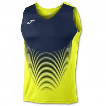 JOMA Running Sleeveless Elite 6 Runningshirt leuchtgelb | 128/140