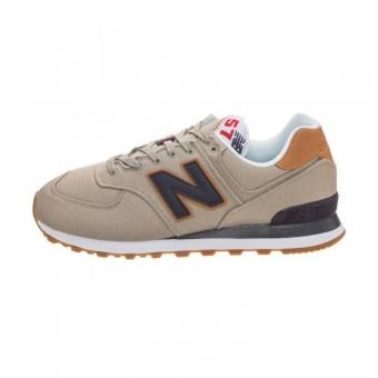 New Balance ML 574 YLB Sneaker stonegrey | 41,5