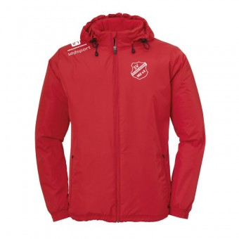 SV Rot-Weiß Merzdorf Essential Coach Jacke Winterjacke rot | L
