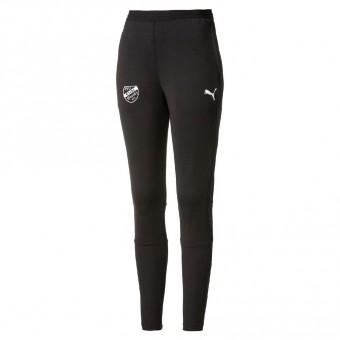 PUMA SV Eiche Branitz LIGA Training Pants Women Trainingshose Damen Puma Black-Puma White | XS