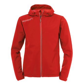 UHLSPORT ESSENTIAL SOFTSHELLJACKE rot | 128 (XXS)